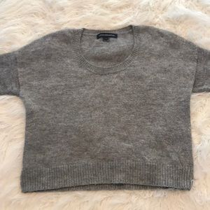 FRENCH CONNECTION WOOL BLEND SWEATER